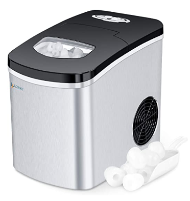 Best Portable Ice Maker 2021 Best Portable Ice Maker for Camping [2020 2021]   IceMakersZone.com