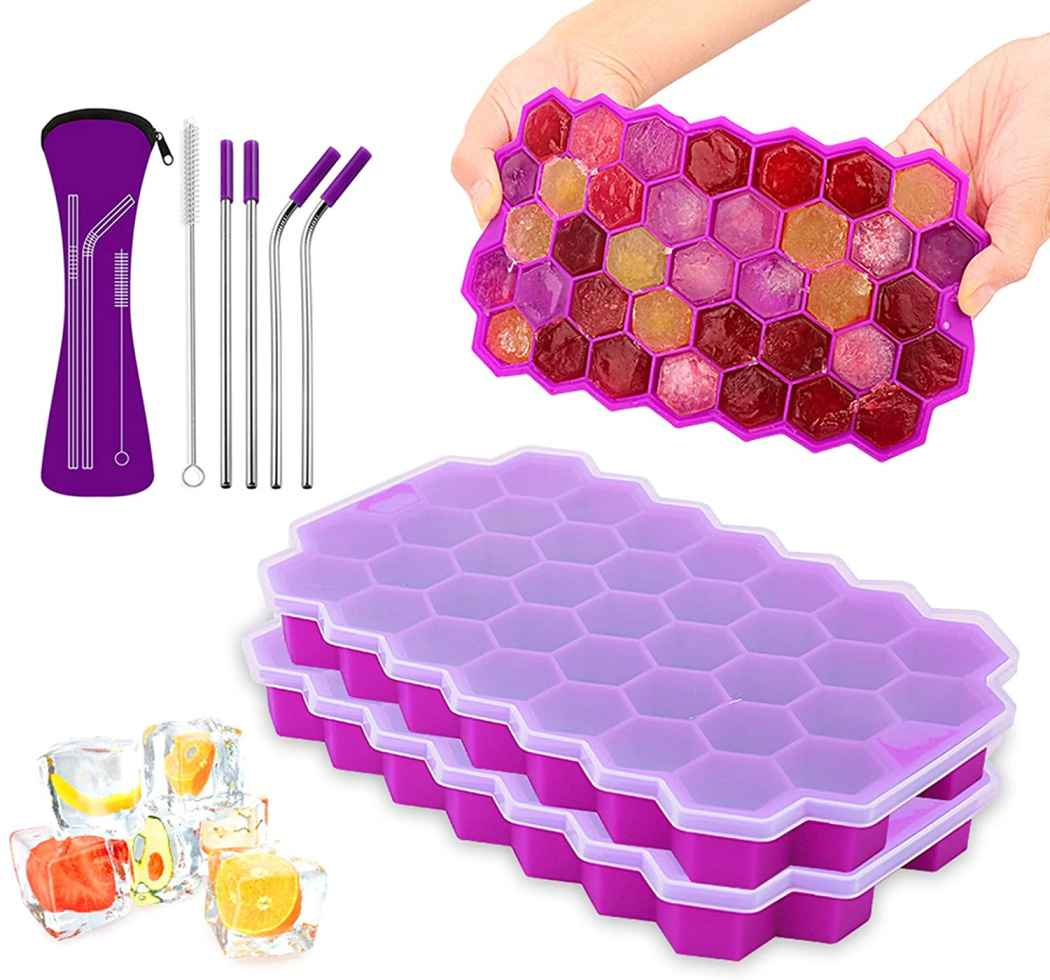 best ice cube tray for water bottles