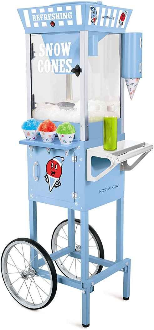 best fluffy shaved ice machine