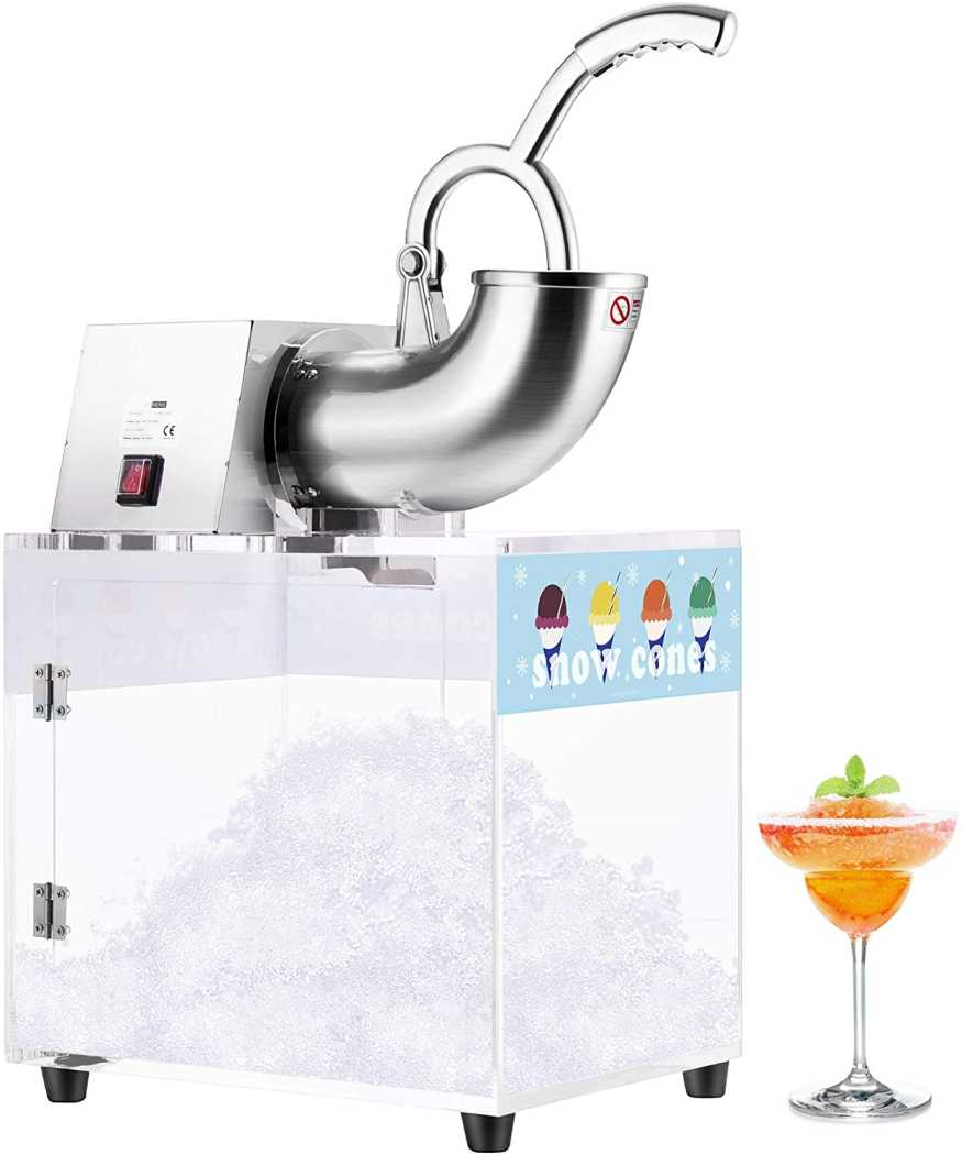 Best Commerical Shaved Ice Machine